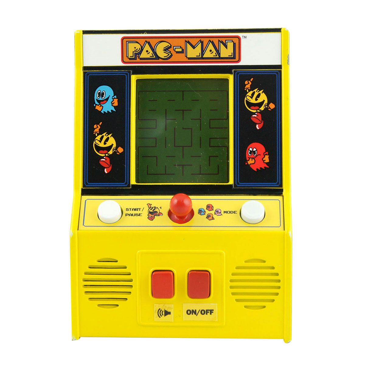pac man mini classic arcade game walmart canada