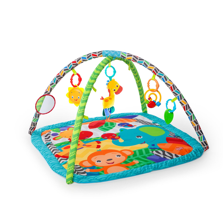 bright starts™ zippy zoo activity gym™  walmart canada -