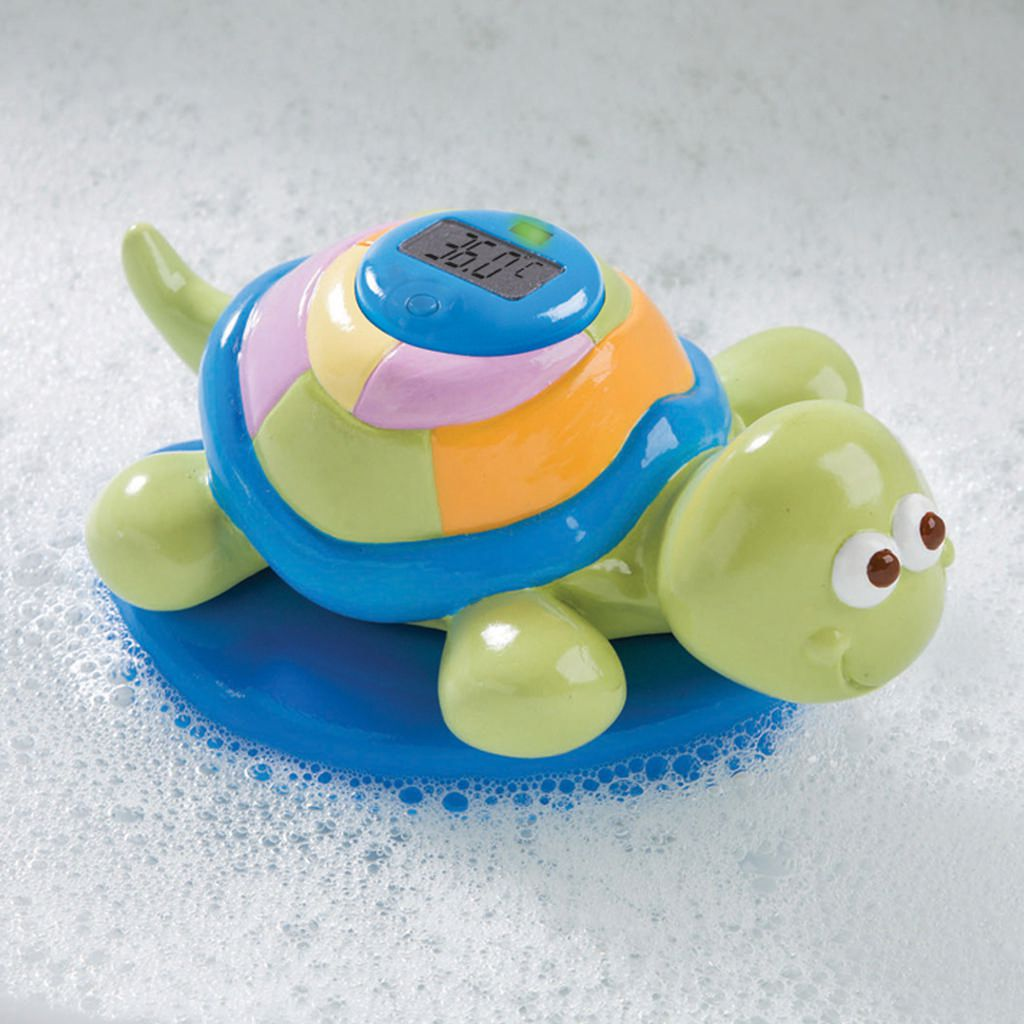 Summer Infant Digital Bath Time Turtle Temperature Tester | Walmart ...