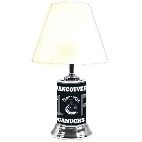 Logo chair nhl vancouver canucks table lamp walmart canada mozeypictures Gallery