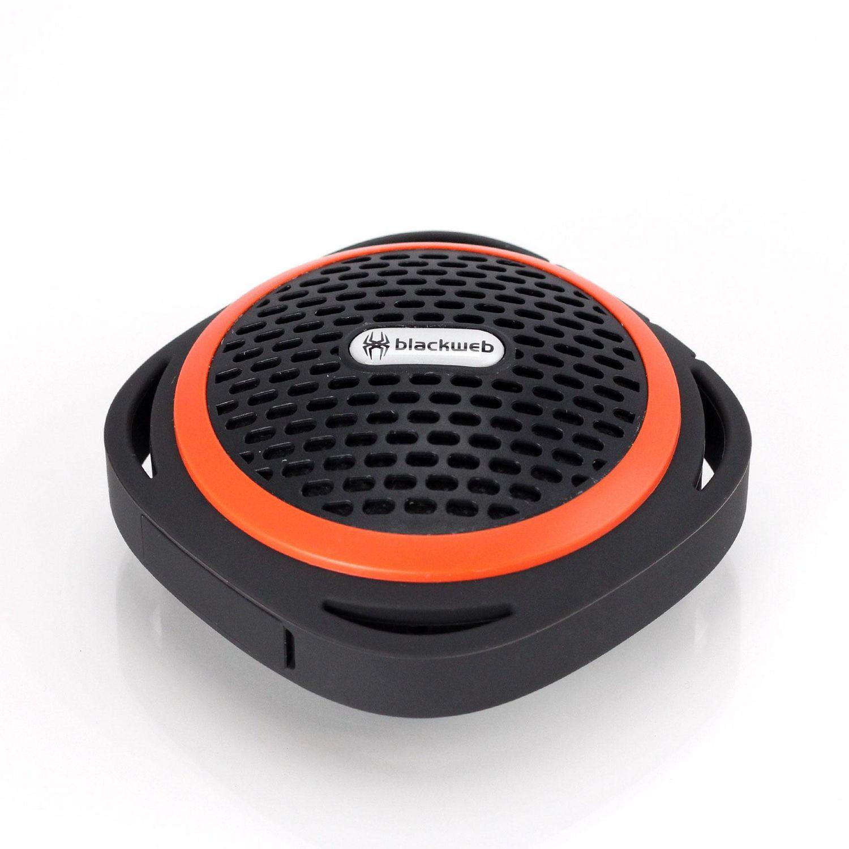 blackweb Soundclip Splash Resistant Portable Speaker