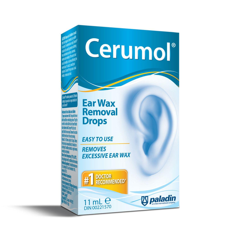 Cerumol® Ear Wax Removal Drops   Walmart Canada Ear Wax Removal Drops