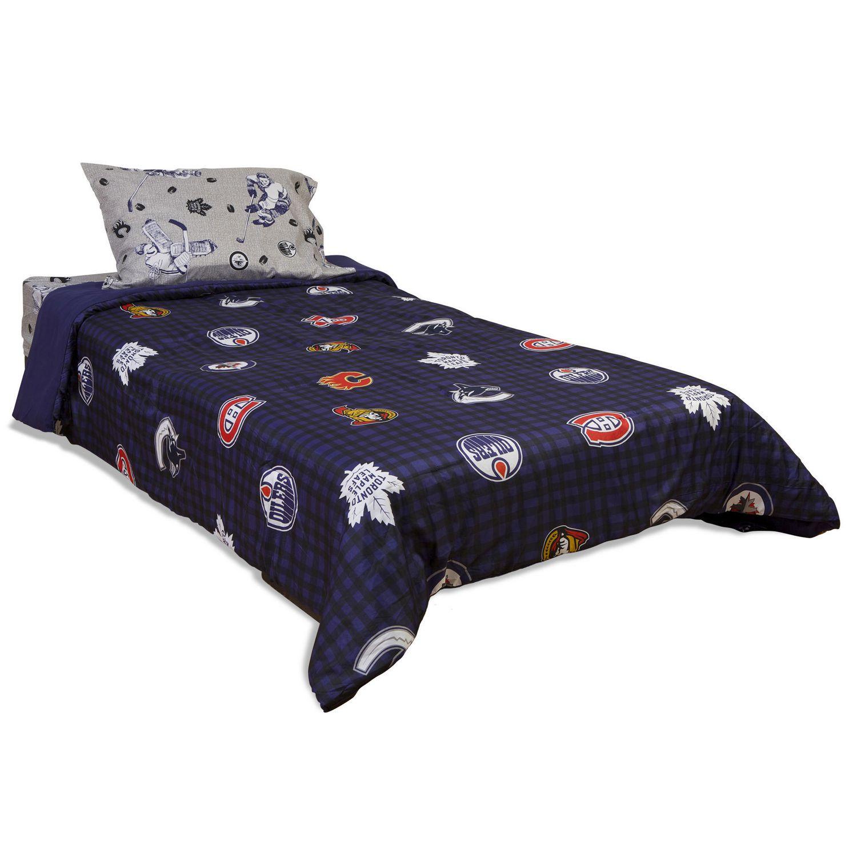 the latest f991b 77828 NHL Comforter