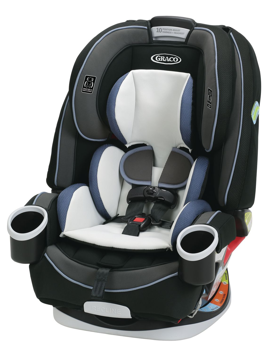 GracoR 4EverR 4 In 1 Car Seat HydeTM