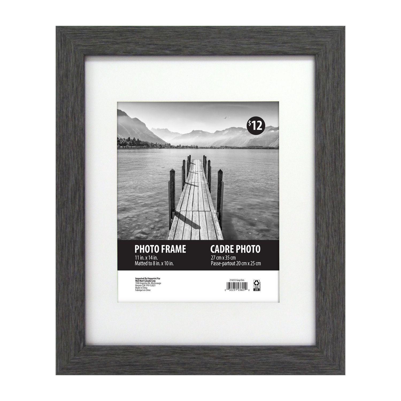 Tinta matted dark grey photo frame walmart canada jeuxipadfo Choice Image