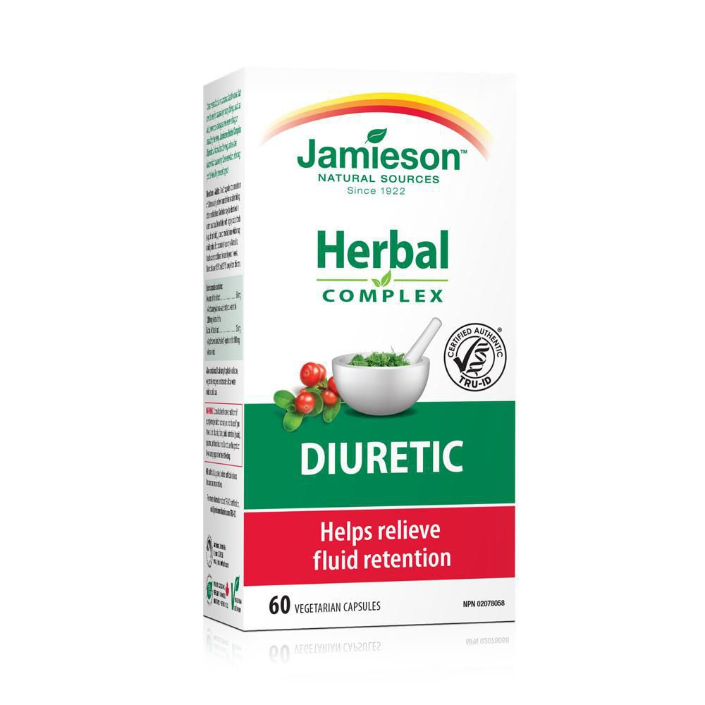 Diuretic herb from edema (diuretics)