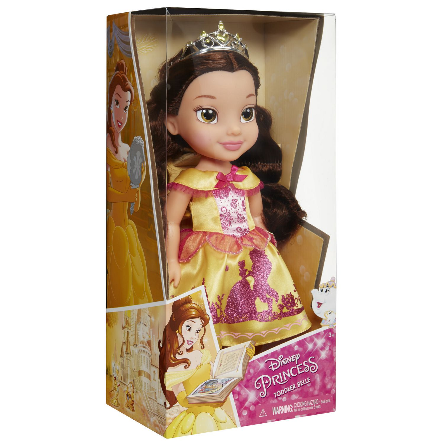 3 Of 4 My First Disney Princess Belle Toddler Doll Tollytots 14