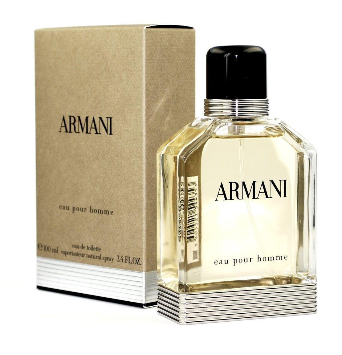 Pour Toilette Vaporisateur Ml 100 De Hommes Eau Giorgio Armani CsordhxtQB