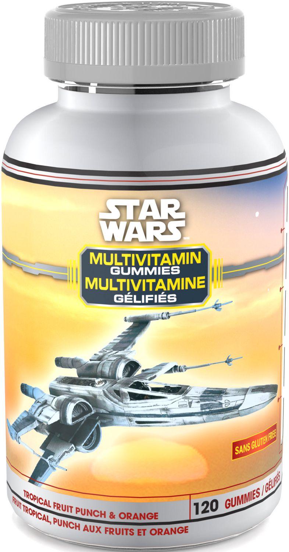 Star Wars Hero Gummies Reviews