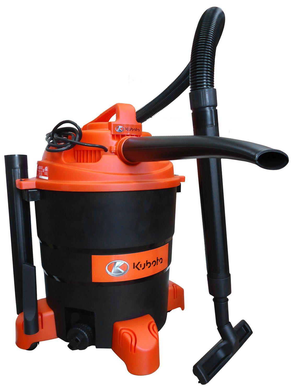 Kubota 145 Gallon Wet Dry Vacuum W Detachable Leaf Blower