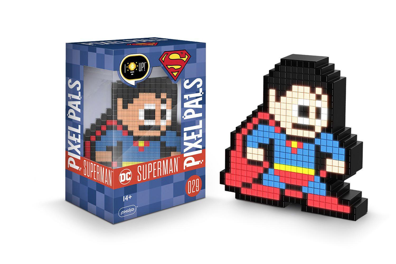 Pixel Pals Dc Superman