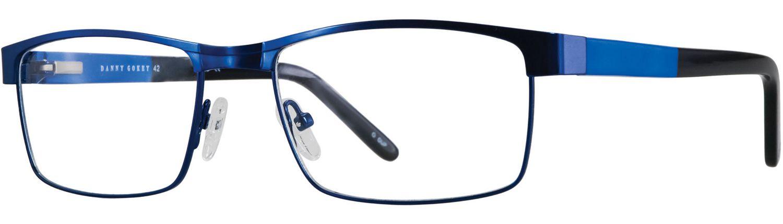 Danny Gokey Men\'s DG42 Matte Blue Eyeglass Frame | Walmart Canada