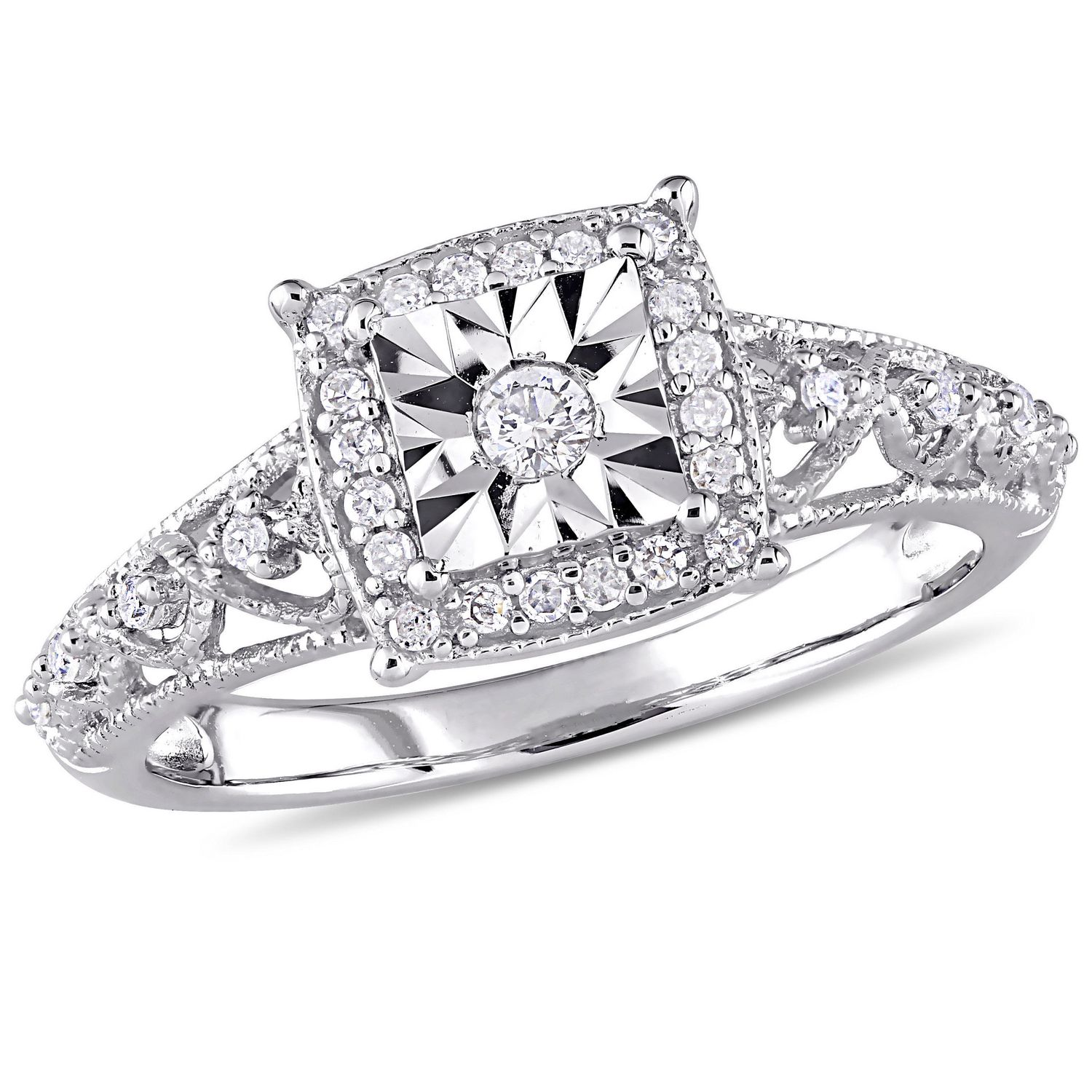 miabella s mann engagement rings jewelers product mount diamond stone semi ring