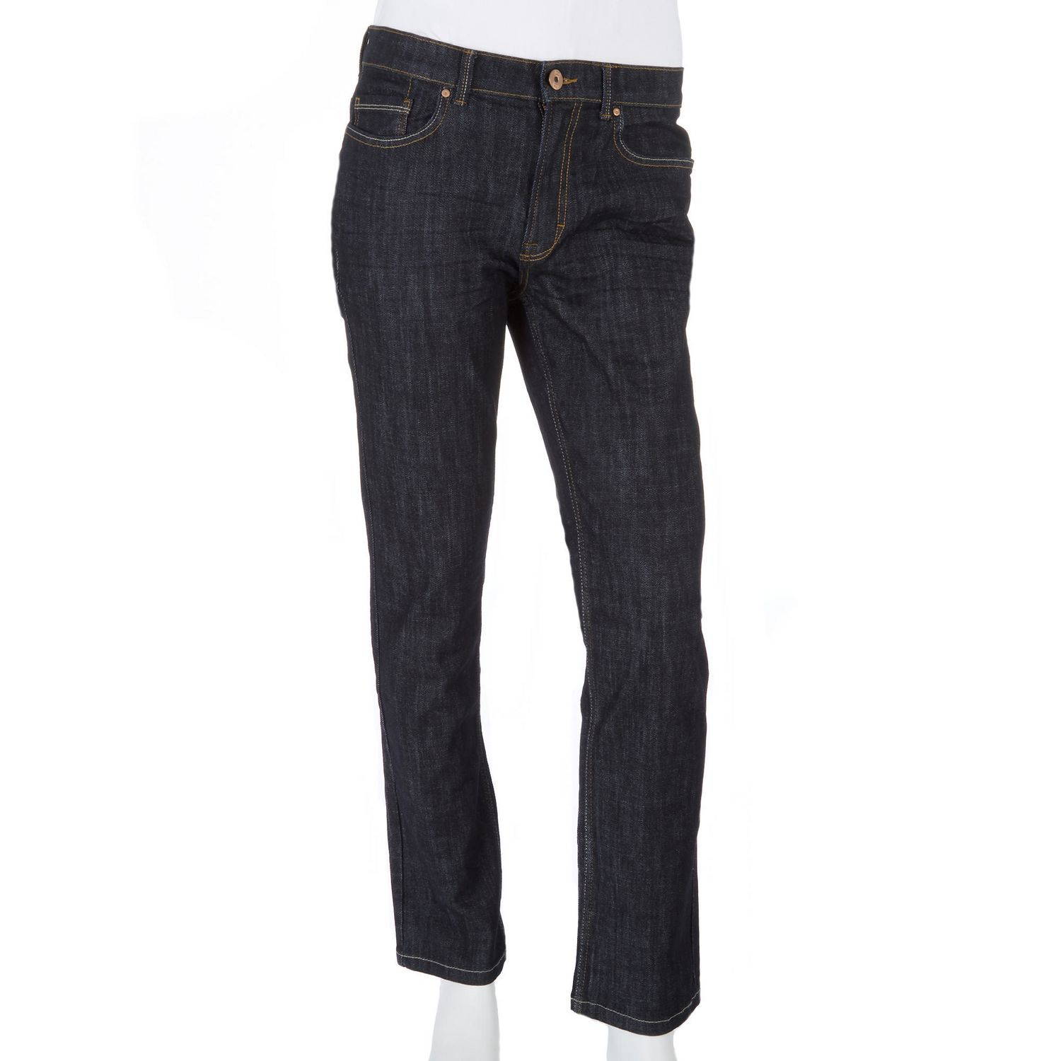 6a9e27a5b00 George Men s Slim Fit Jeans - image 1 of 1 zoomed image