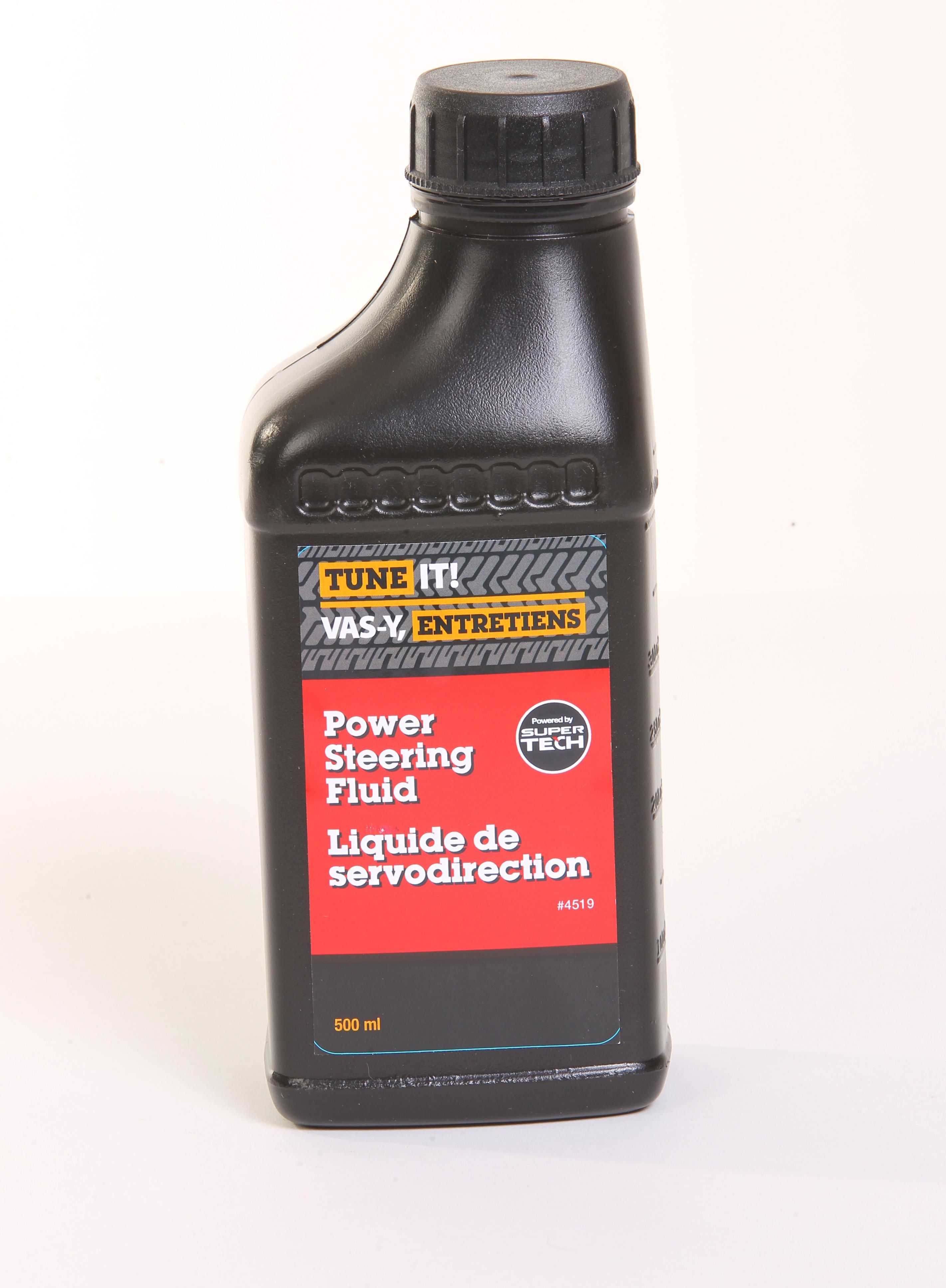 Power Steering Fluid Walmart Canada