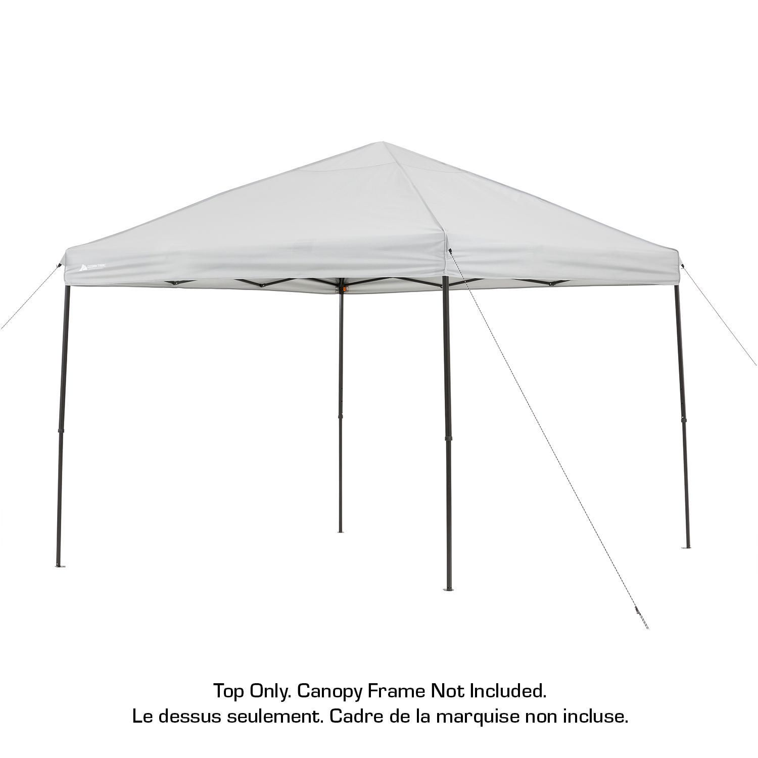 Blue Ozark Trail 10ft x 10ft Gazebo Top REPLACEMENT TOP ONLY Color