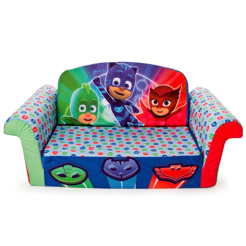 Marshmallow Furniture   Children's 2 in 1 Flip Open Foam ...