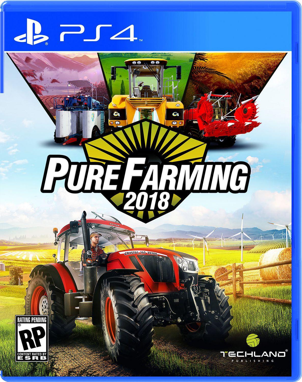 Pure Farming 2018 Day 1 (PS4)   Walmart Canada