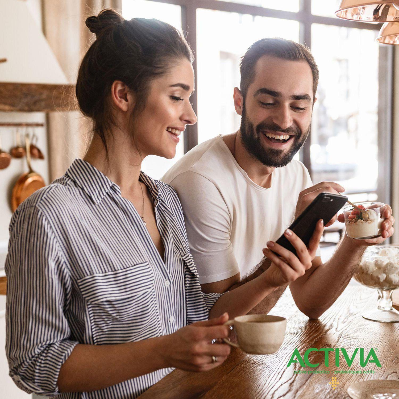 danone activia fat free peach/strawberry 0% m.f. probiotic yogurt