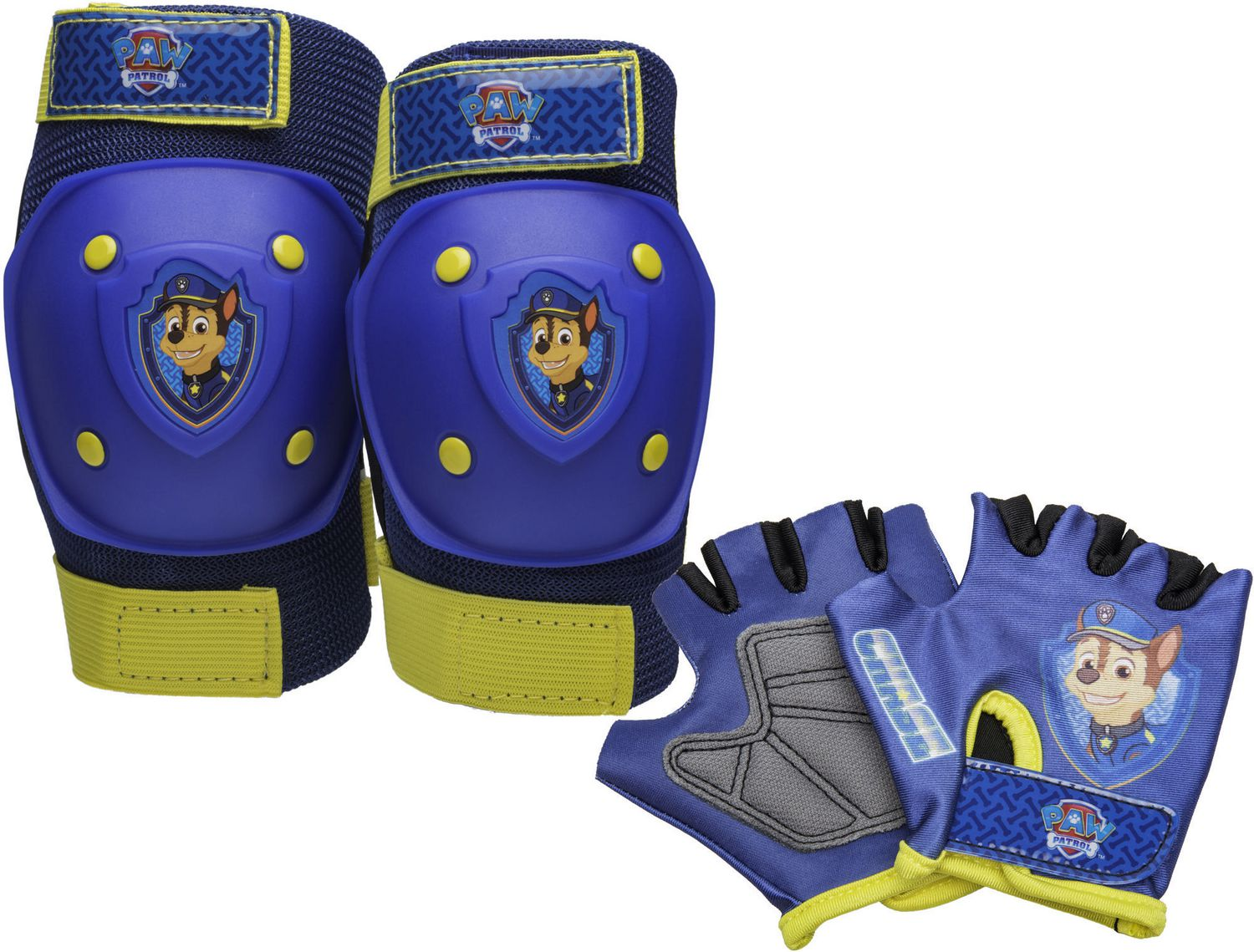 Bell Protective Gear with Elbow Pads//Knee Pads and Gloves