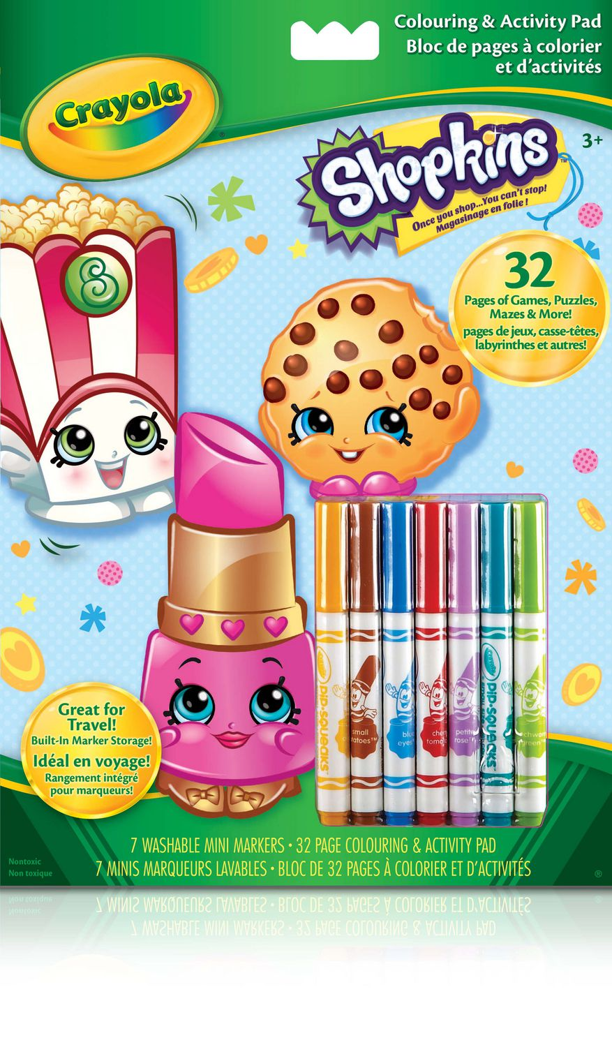 84 Crayola Shopkins Coloring Book Best HD