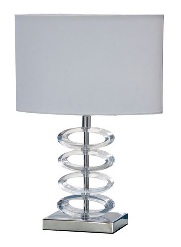 Your zone Acrylic Accent Lamp | Walmart Canada