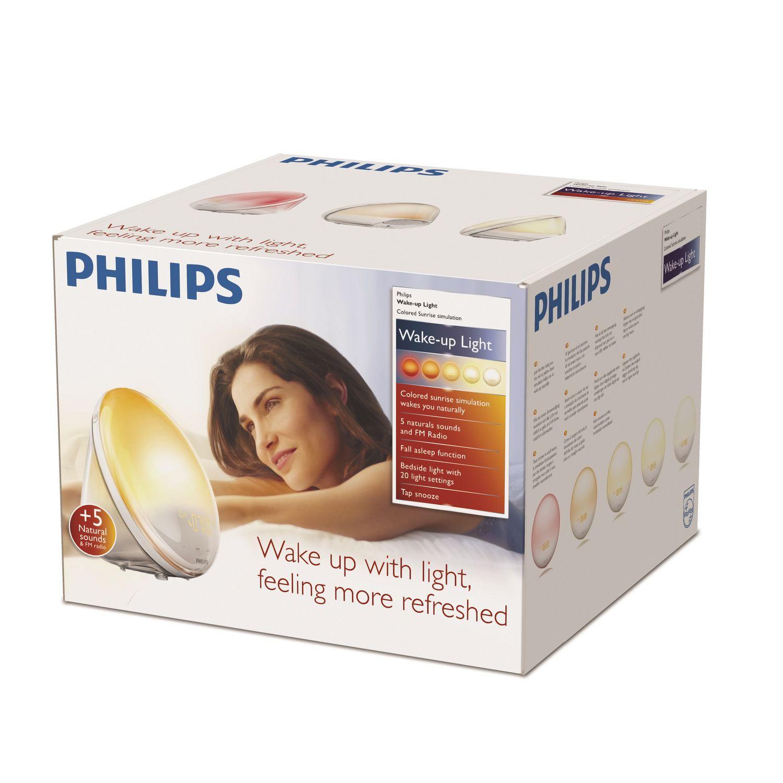 PHILIPS Wake Up Light With Coloured Sunrise Simulation HF3520/60 | Walmart  Canada