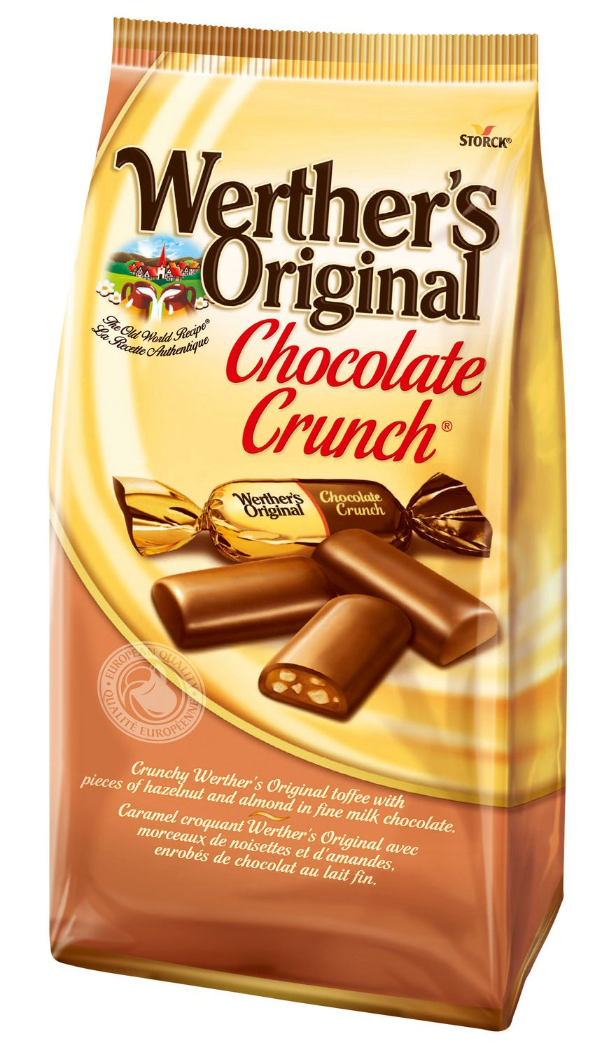 werther s original chocolate crunch walmart canada