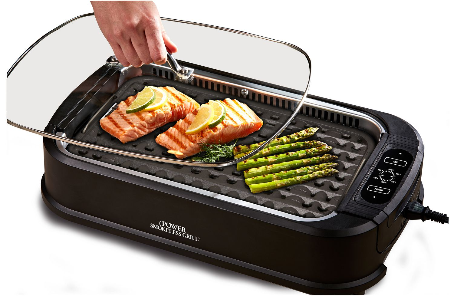 Power Smokeless Grill Indoor Electric Grill Walmart Canada