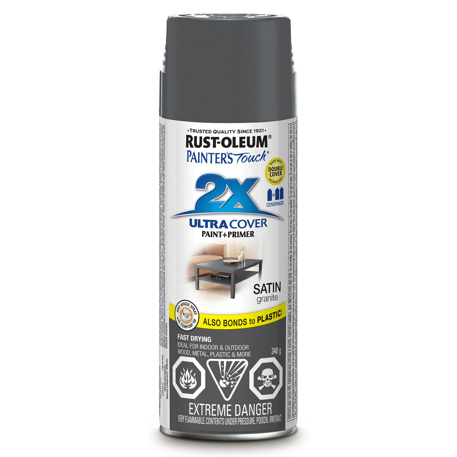 Rust-Oleum Specialty Painter's Touch Ultra Cover 2x ...