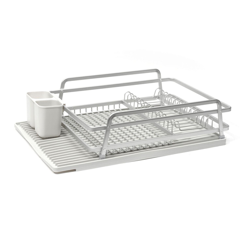 efdf walmart details twisted dish chrome rack kitchen ip draining x com piece