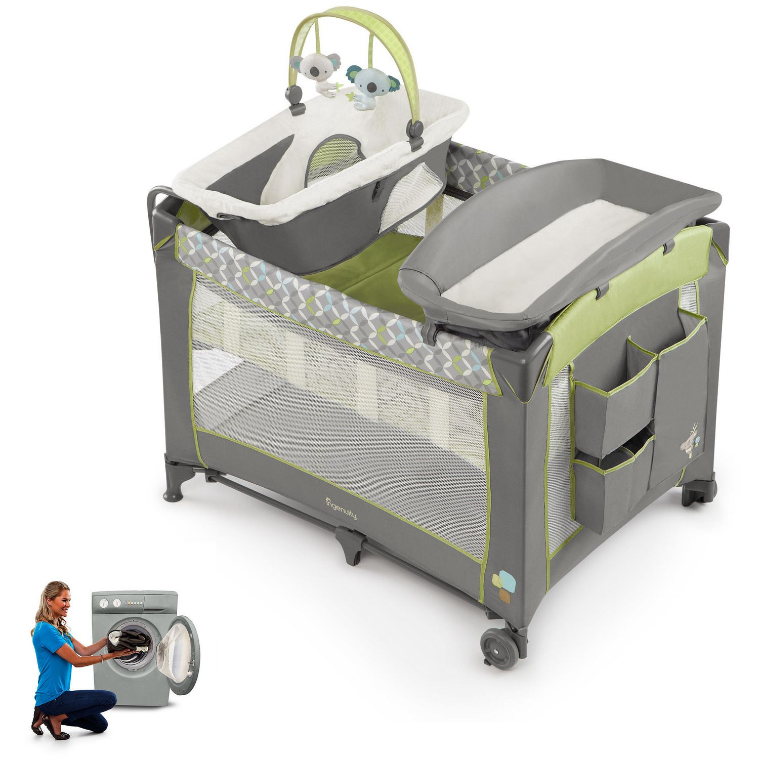 Ingenuity™ Smart and Simple Playard™ Brighton™