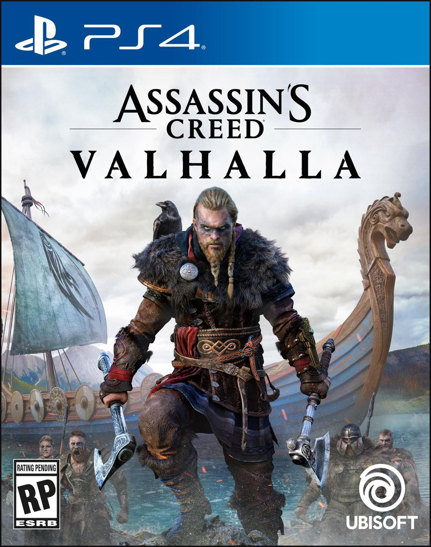 Assassin S Creed Valhalla Ps4 Walmart Canada