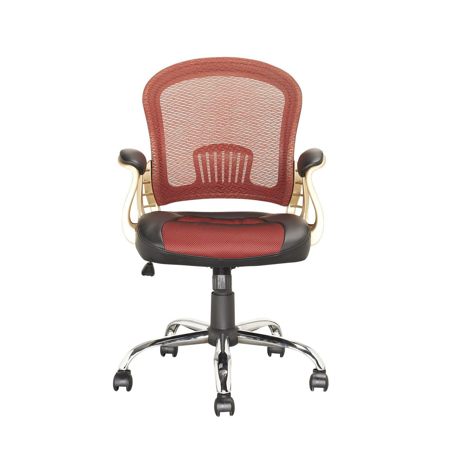 CorLiving LOF 258 O Executive fice Chair in Black Leatherette