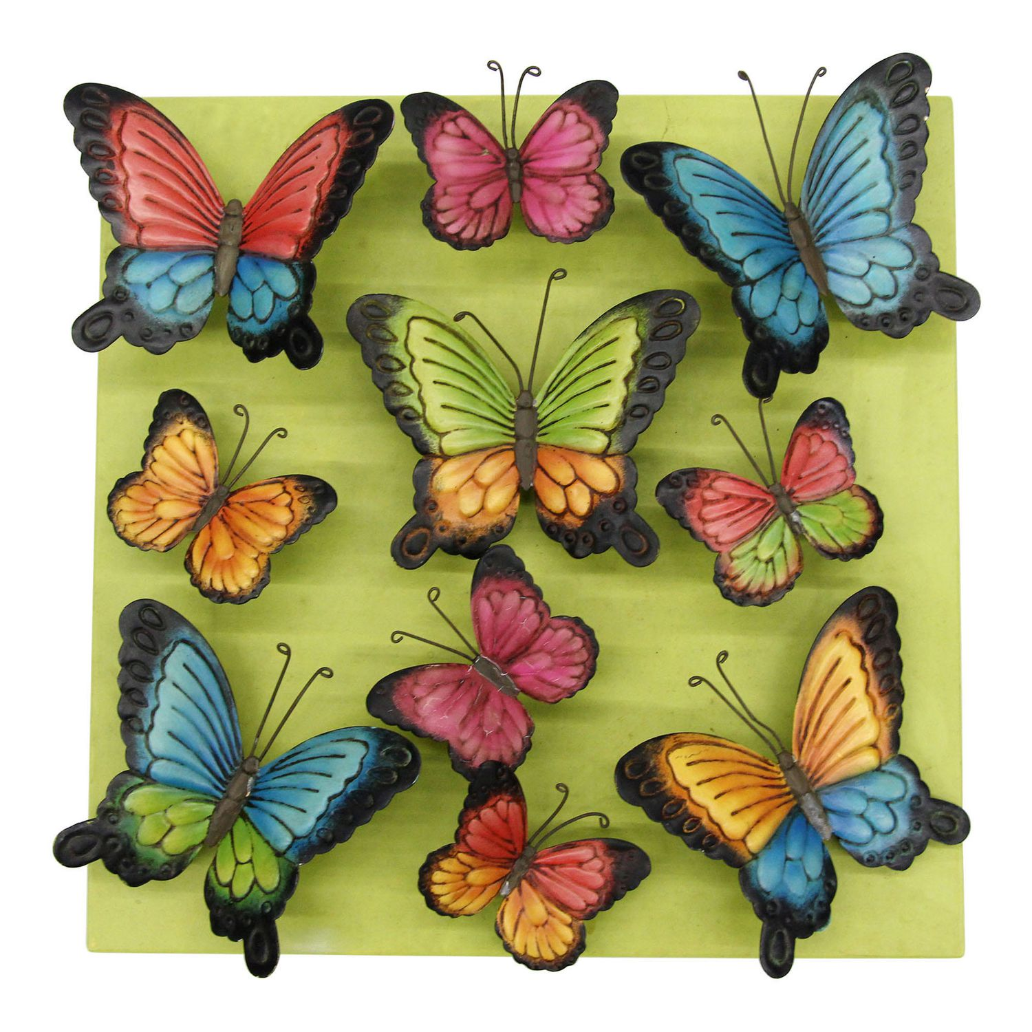 hometrends Butterfly Wall Art | Walmart Canada