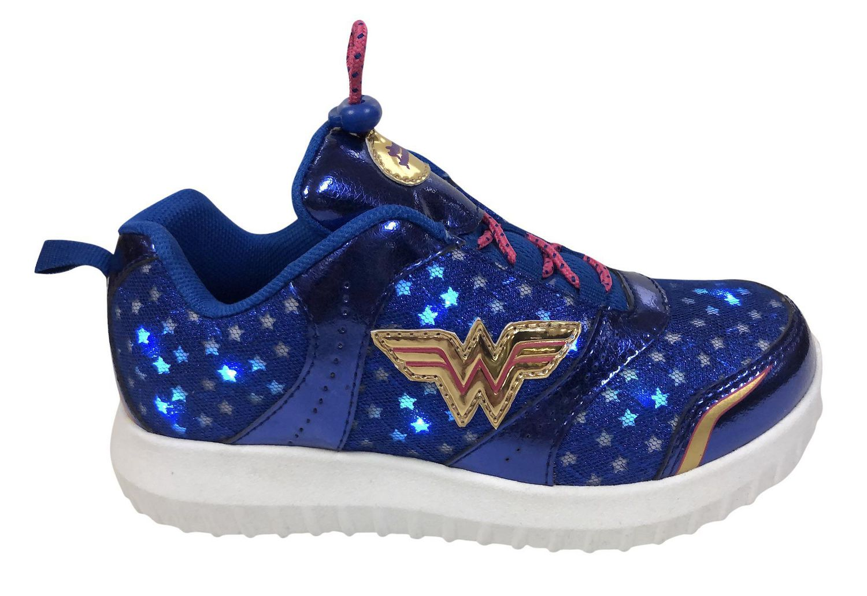 Wonder Woman Lighted Girls Athletic