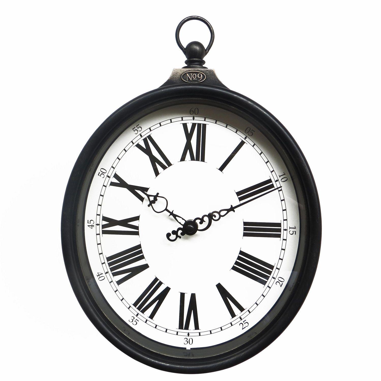 Hometrends oval pocket watch wall clock walmart canada amipublicfo Choice Image