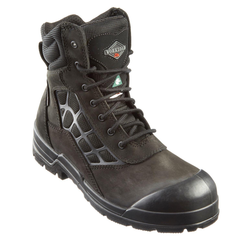 Workload Steel Toe Huff Mens Work Boot  04f932ccf06f