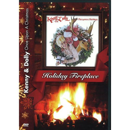 Kenny & Dolly: Once Upon A Christmas - Holiday Fireplace (Music ...