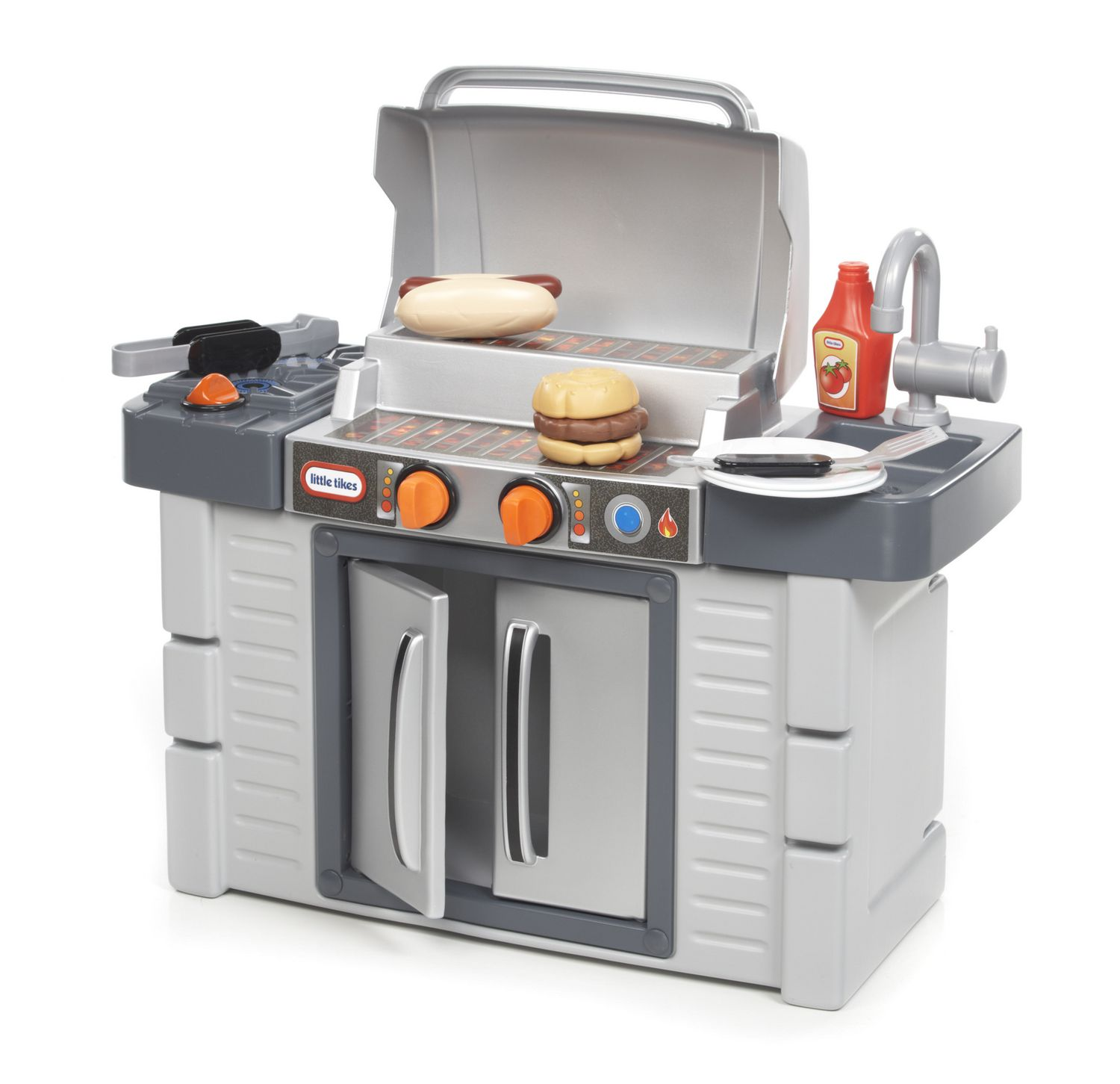 Perfect Toy Kitchen Walmart Festooning - Kitchen Cabinets | Ideas ...