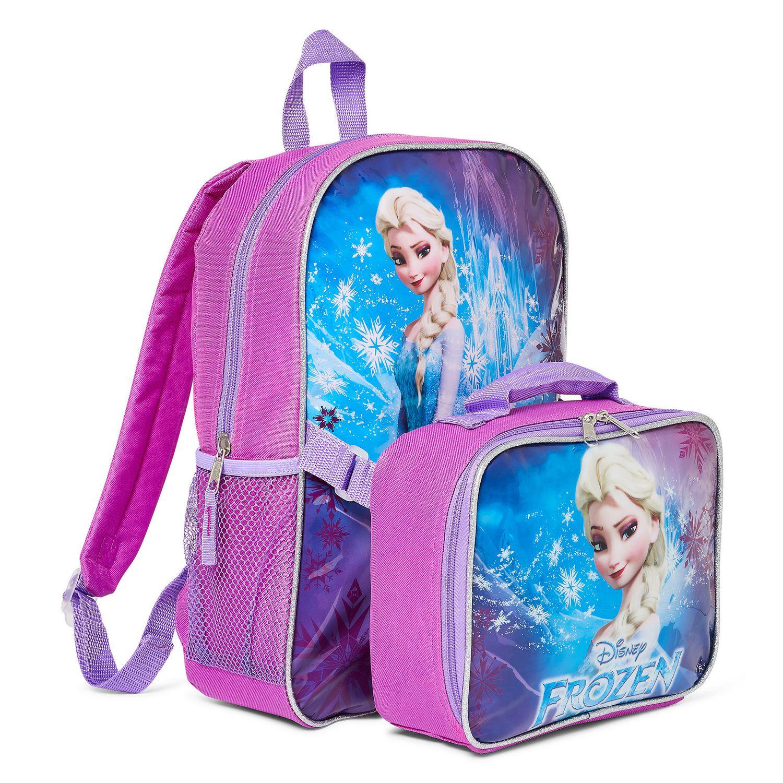5be3da6d56d Disney Frozen Frozen Backpack And Lunch Bag - image 1 of 3 zoomed image