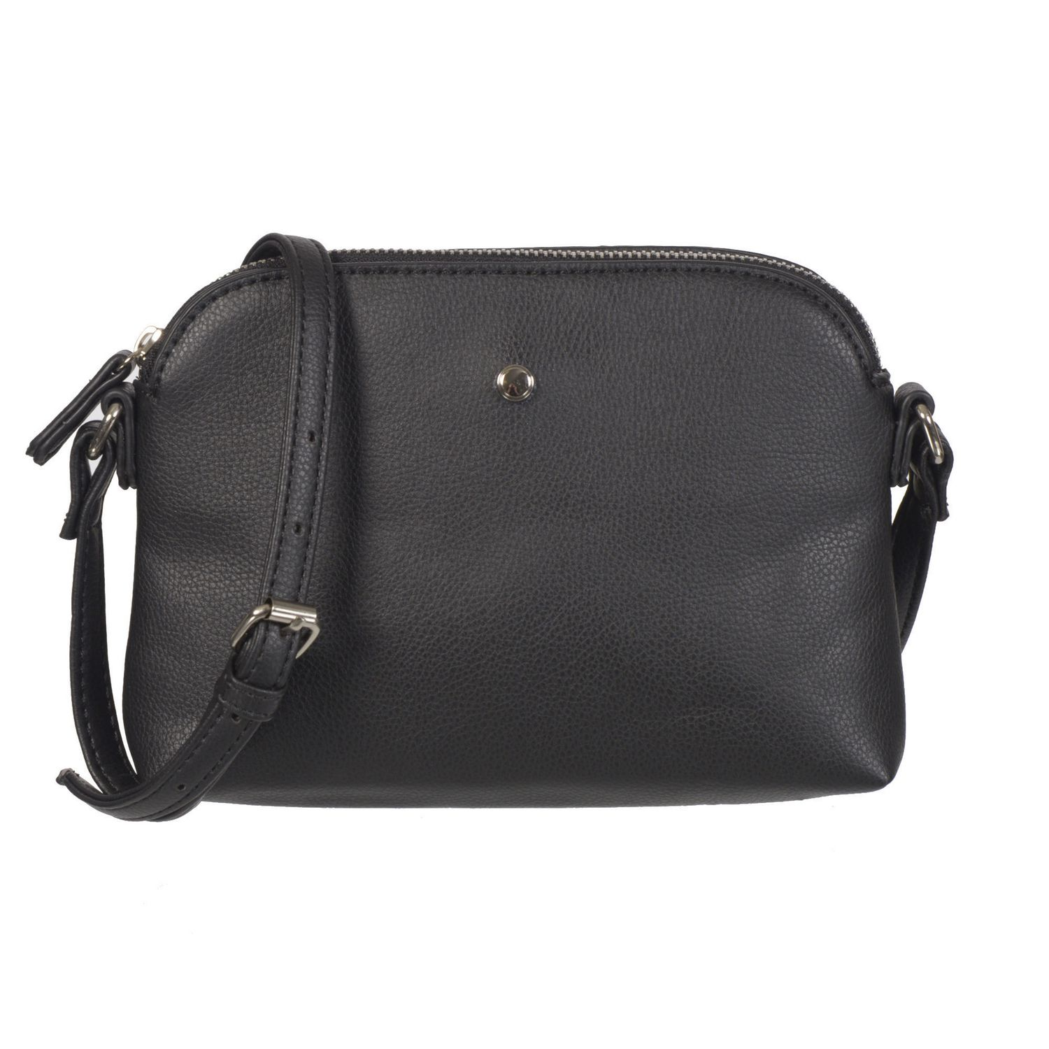 NICCI Women s Triple Entry Crossbody Bag - image 1 of 4 zoomed image