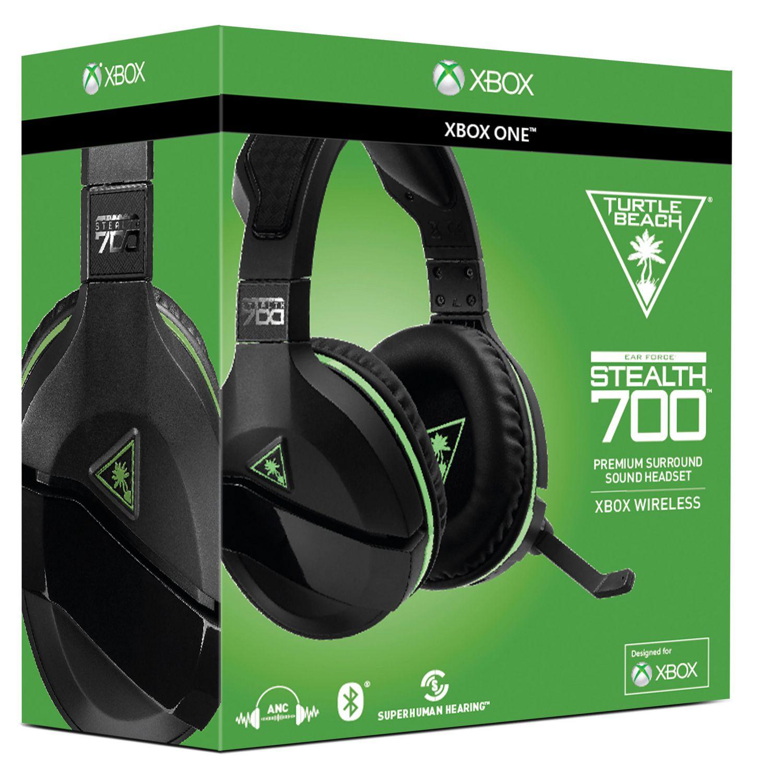 Turtle BEACH® Stealth 700 Premium Wireless Surround Sound Gaming Headset  for Xbox One