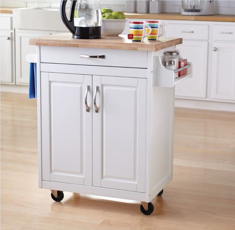 Hometrends Kitchen Island Cart Walmart Ca