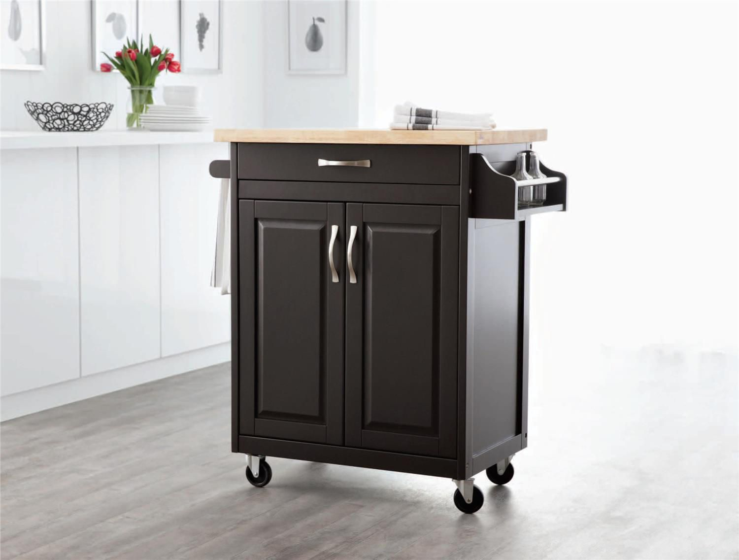 Hometrends kitchen island cart walmart canada