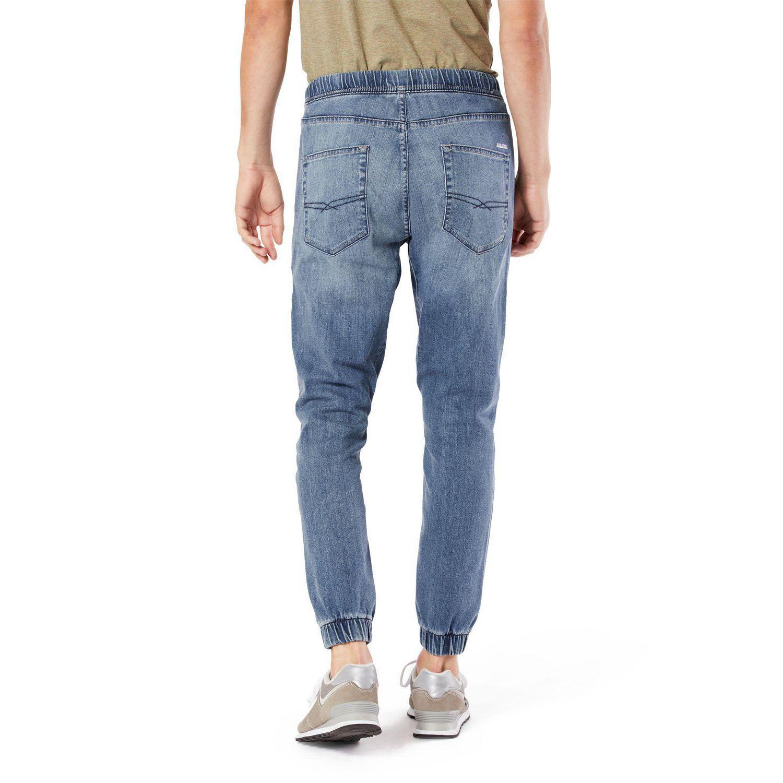 Men/'s Denim Pant Jogger A//jeans stretch slim Neuf avec étiquettes 42120 C Jogger Noir
