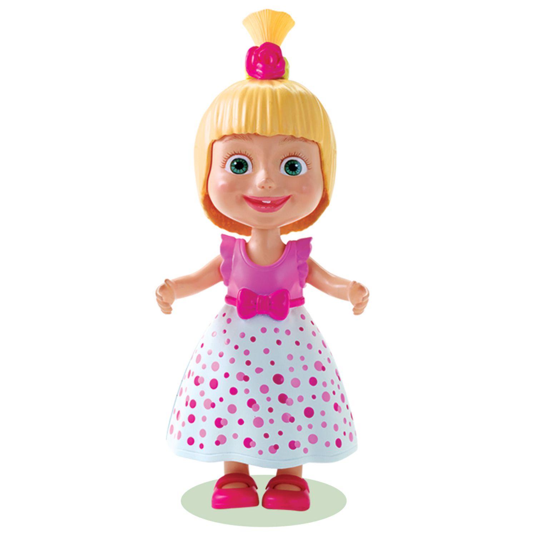 0df322b368f67 Masha & The Bear Masha And The Bear – Snap 'N Fashion Birthday Masha Dress  up Doll