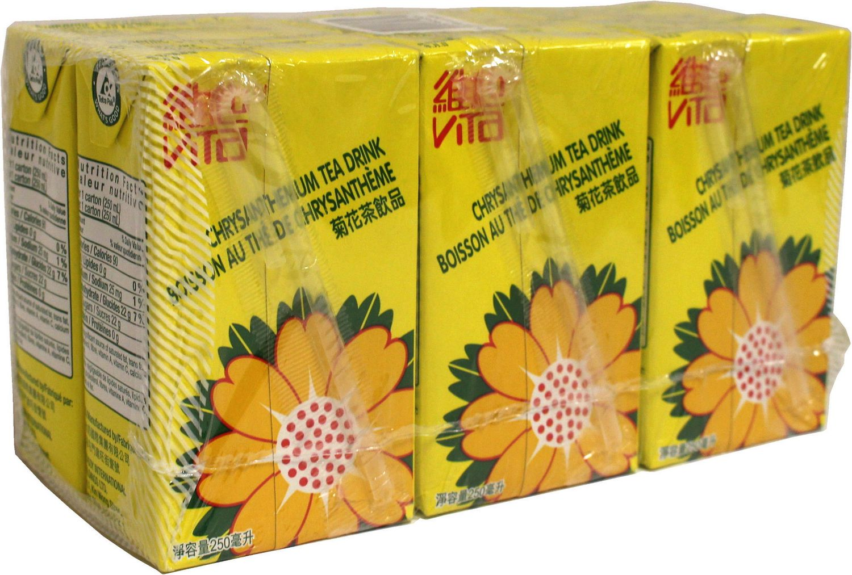 Vitasoy Chrysanthemum Tea Drink Walmart Canada