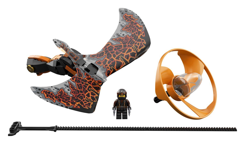 LEGO Ninjago - Cole - Dragon Master (70645)
