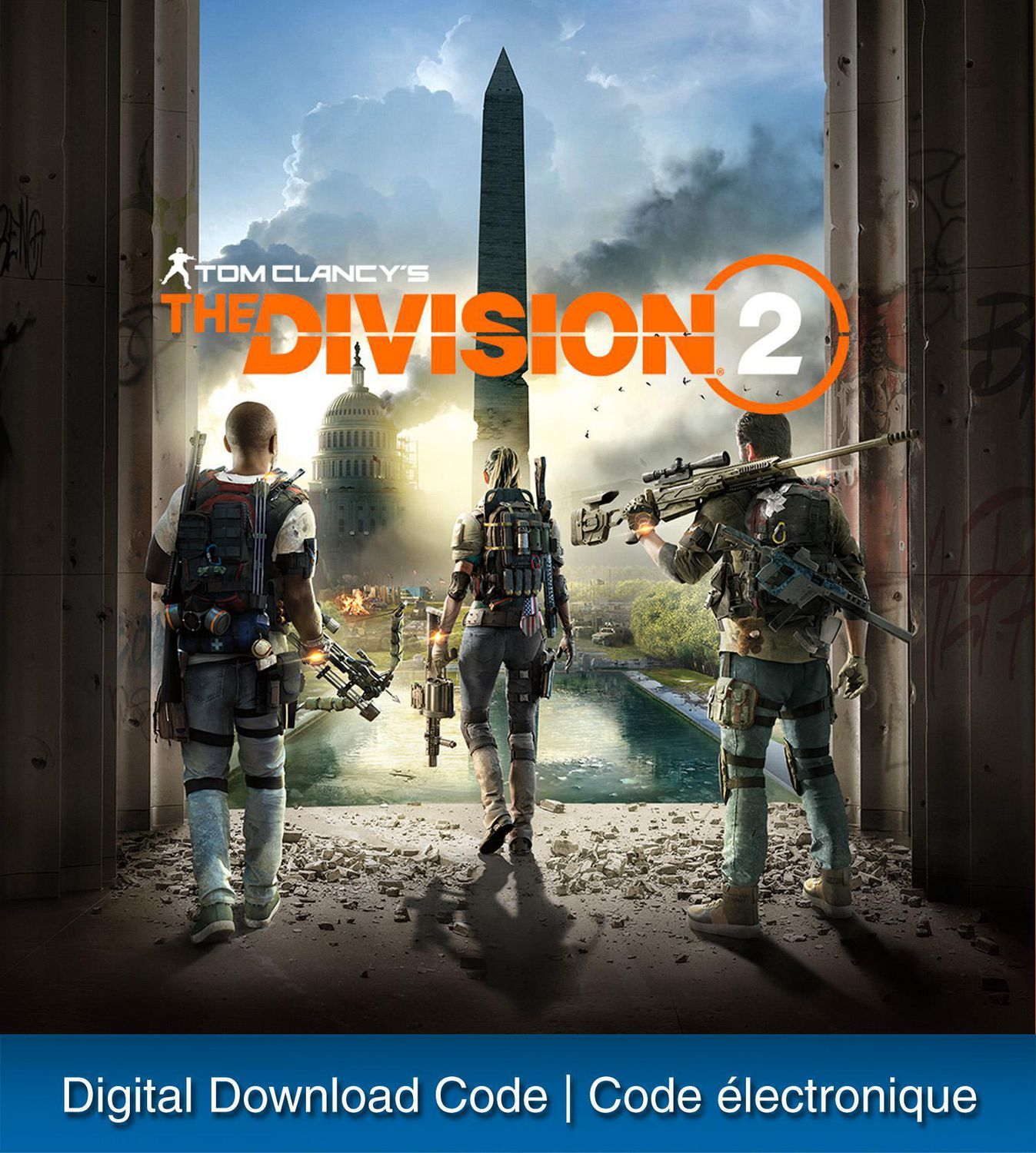 PS4 Tom Clancy's The Division 2 [Download] Pre-Purchase
